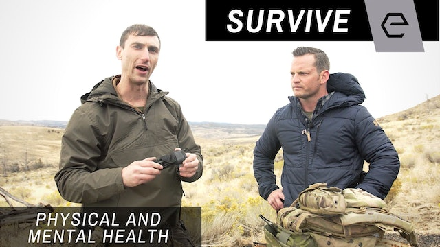 TB Ep 7 - How to Survive HEALTH