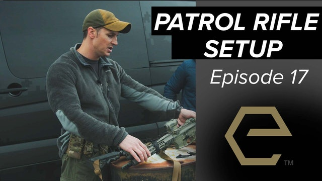 Training Brief - Police Patrol Rifle Set Up 2