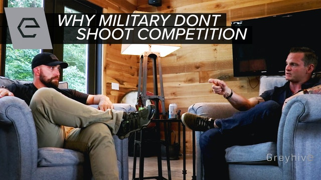 TB Ep 8 - Why Military Don't Shoot Competitions