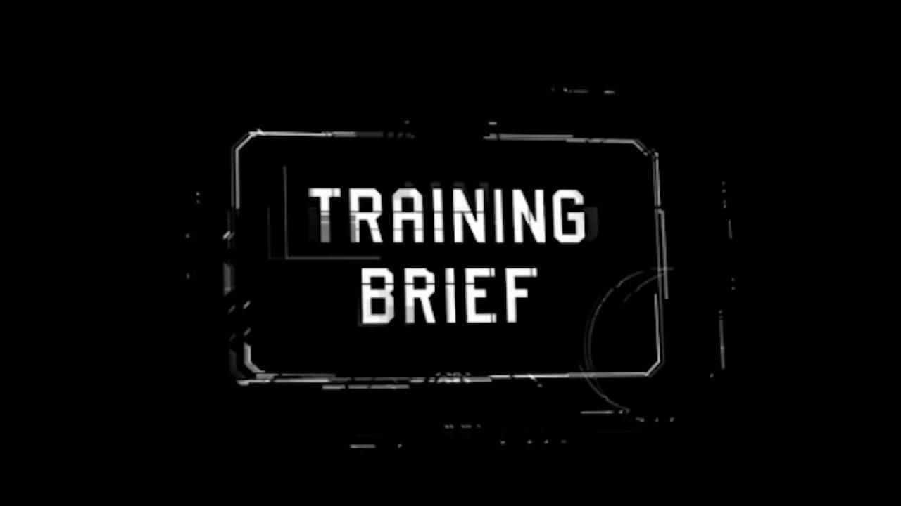 Training Brief
