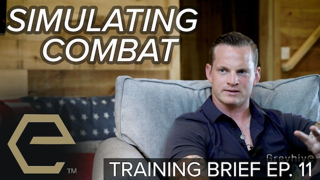 TB Ep 11 - How to Simulate Combat