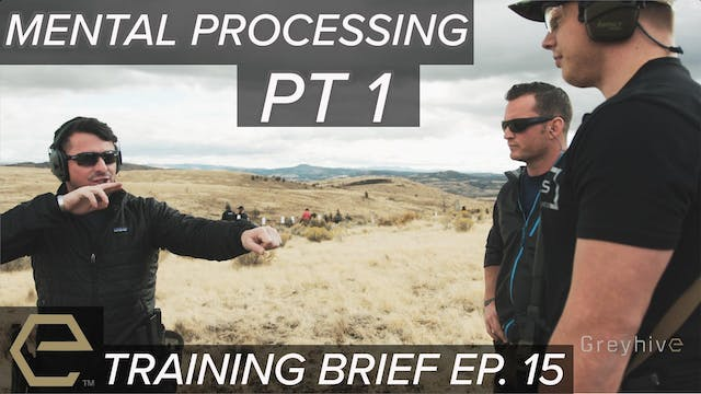 TB Ep 15 - Shooting and Mental Proces...