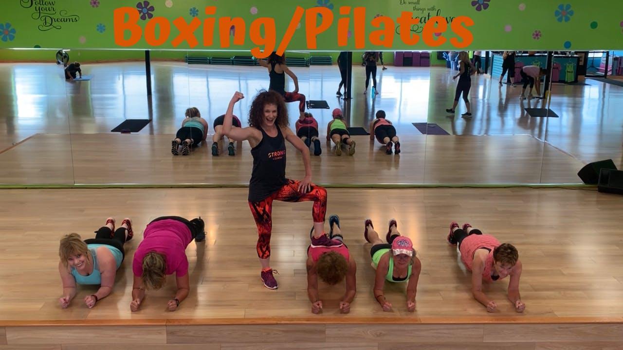 Boxing/Pilates/Get Up