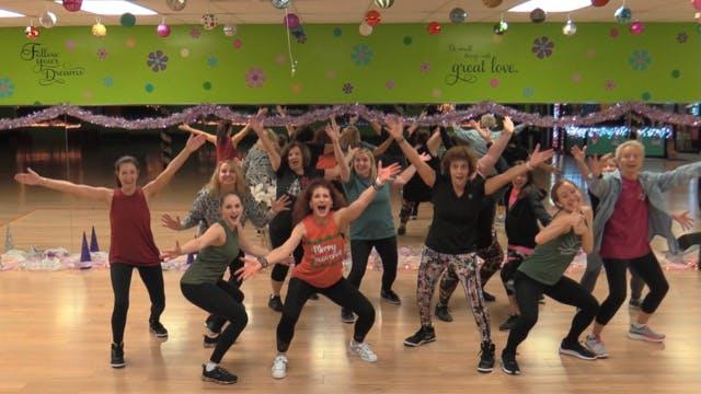 Latin Dance Cardio - We Can't Stop