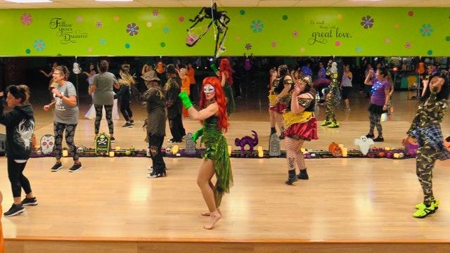 Pop Dance Cardio - Halloween