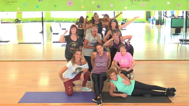 Half Hour Toning - Chair 9/19/2021