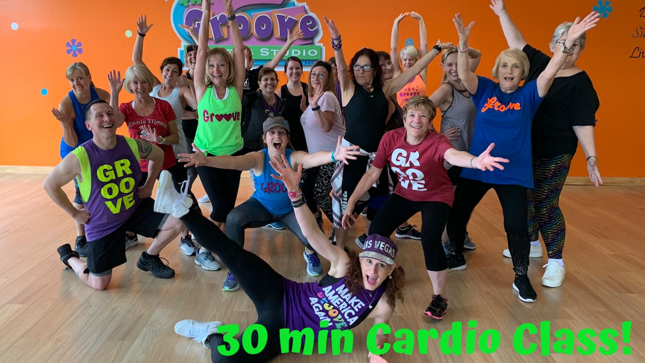 30 Min Dance Cardio/Party Time