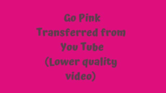 Pop Dance Cardio - Go Pink (YouTube t...