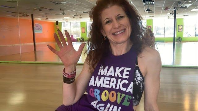 Active Older Adult Dance Fitness - Friends