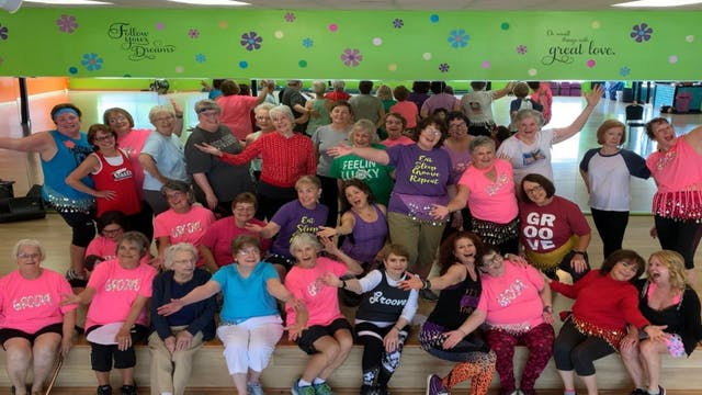 Active Older Adult Dance Fitness - ABBA