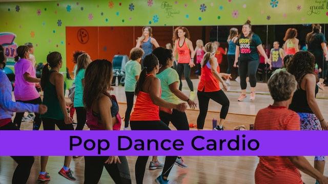 Pop Dance Cardio