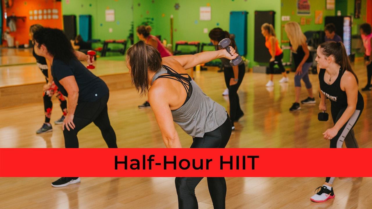 Half-Hour HIIT