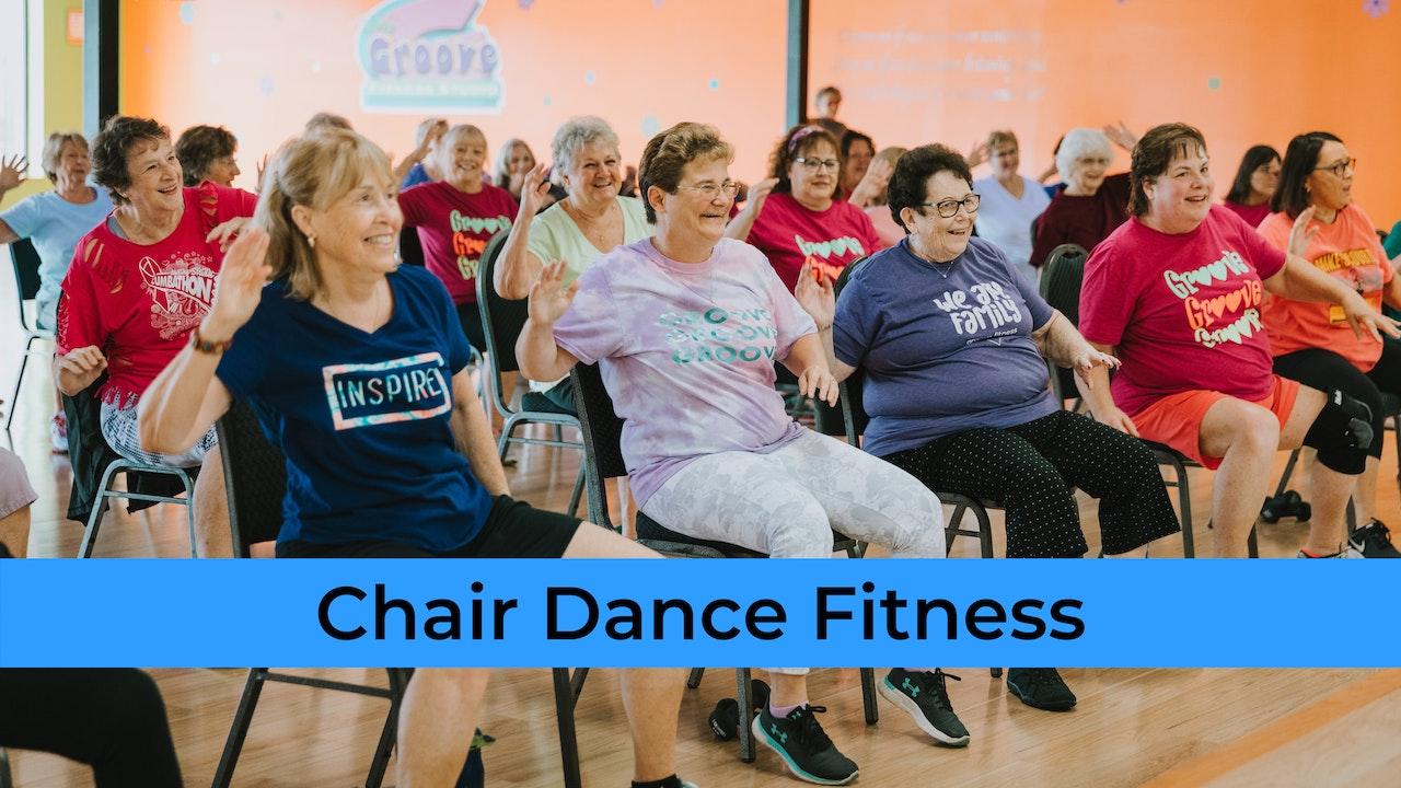 Chair Dance Fitness