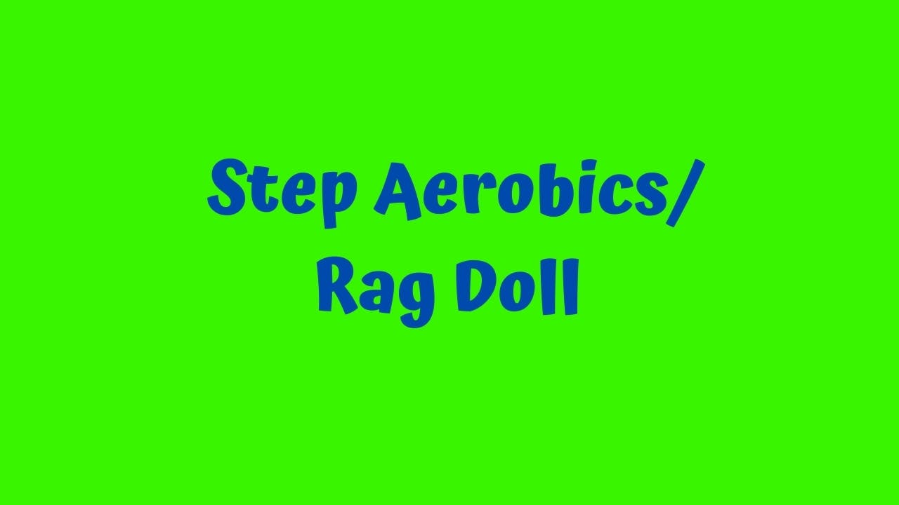 Step Aerobics - Rag Doll