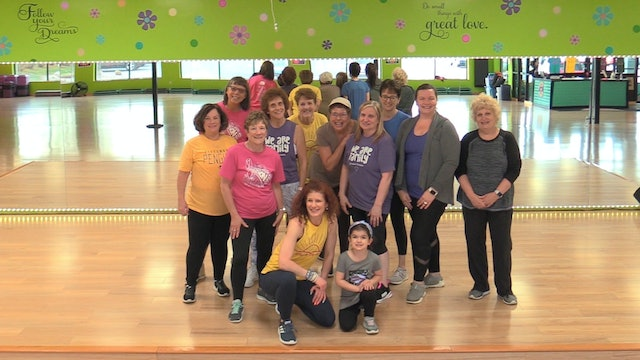 Low-Impact Latin Dance Cardio - Party Time 4/25/2021