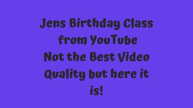 Latin Dance Cardio - 90 minutes - Jen's 50th Birthday Class! (YouTube transfer)