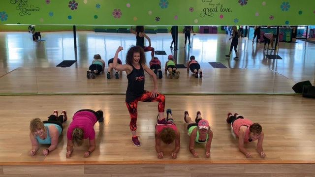 Boxing/Pilates (Cardio with Toning) - Get Up