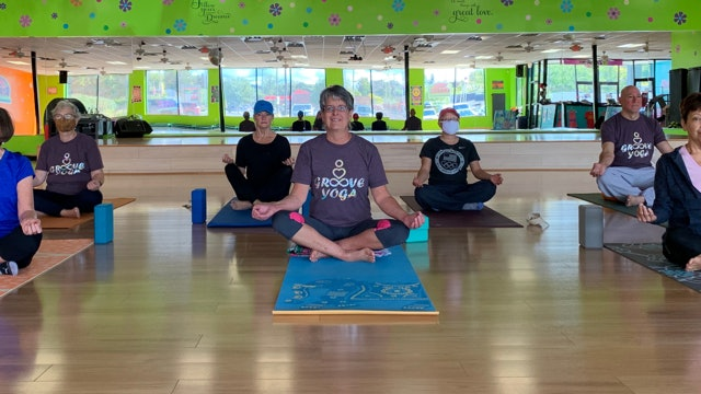 Gentle Yoga & Meditation with Pam - Class 1