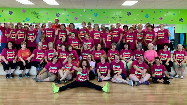 Active Older Adult Dance Fitness - Birthday 2020