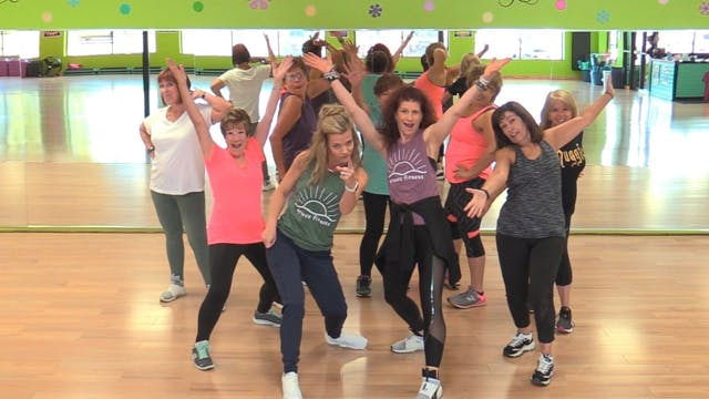Low-Impact Latin Dance Cardio - Try E...