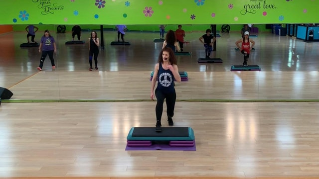 Step Aerobics - Class 2