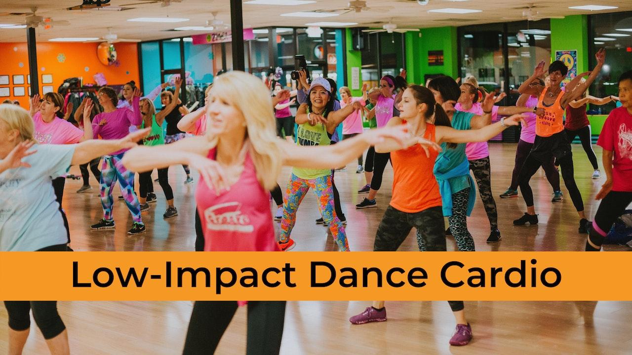 Low-Impact Dance Cardio