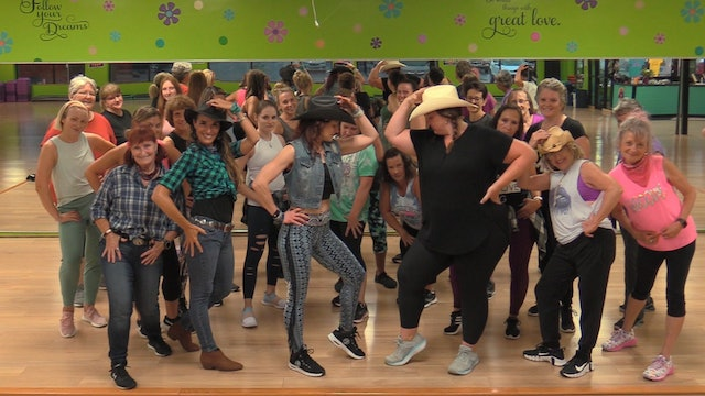 Pop Dance Cardio - 30 Minute Country 8/21/2021