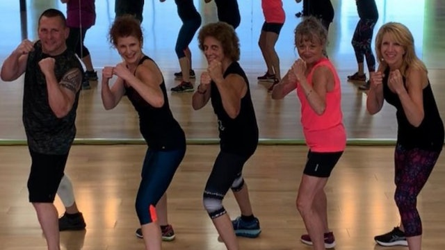 Boxing/Pilates (Cardio with Toning) - Lost In Japan