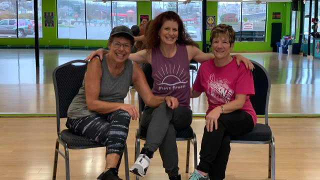 Chair Dance Fitness - Respect