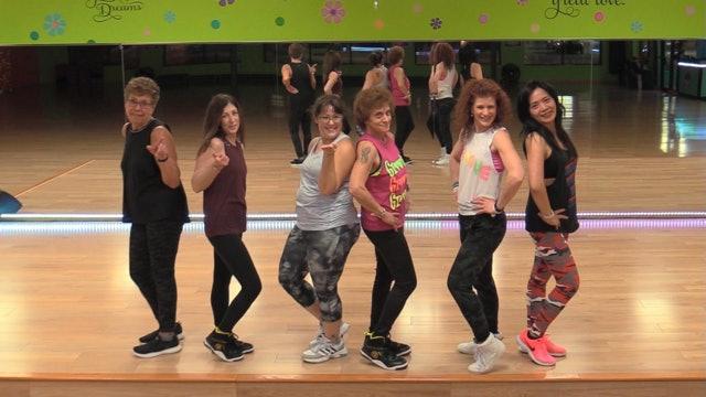 Latin Dance Cardio - No scrubs 1/31/2021