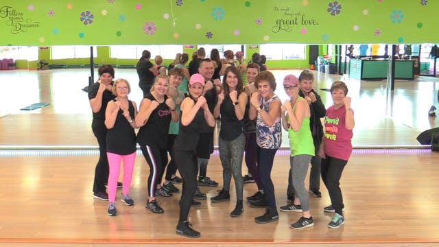 Boxing/Pilates (Cardio with Toning) - Together 2/14/2021