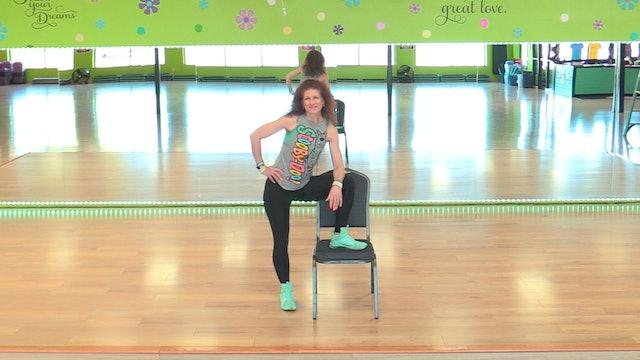 Chair Dance Fitness - Tusk 5/2/2021