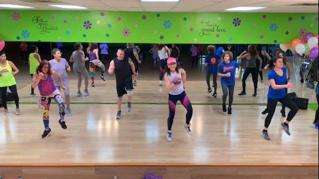 Latin Dance Cardio - Memories