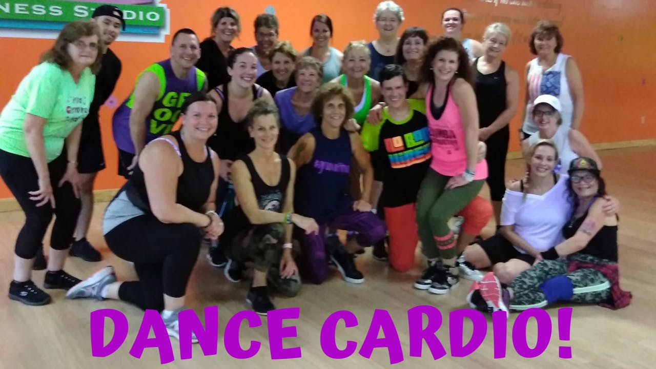 Dance Cardio Class/ Party In the USA