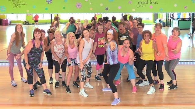 Latin Dance Cardio - 30 Minute Blast!...