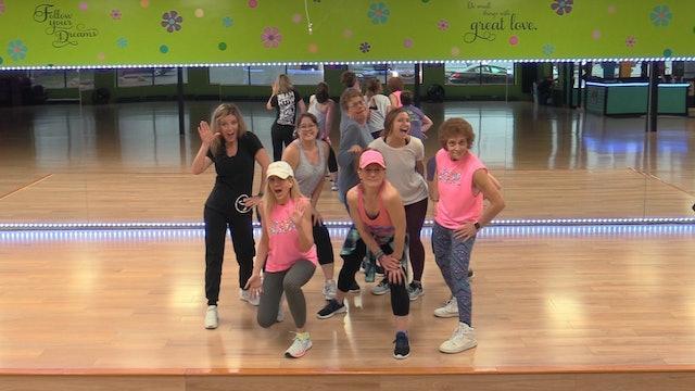 Pop Dance Cardio - 30 Minutes - Pitbull 4/4/2021