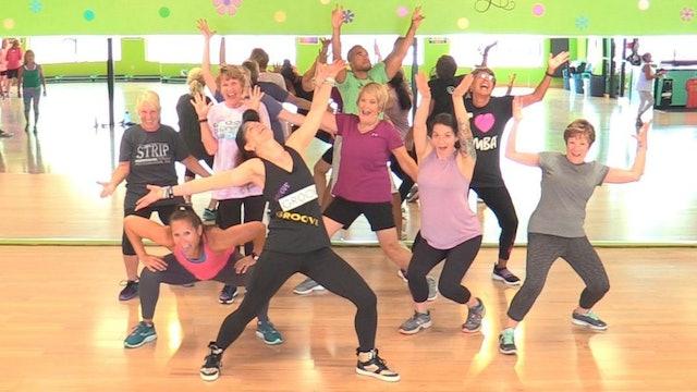 Latin Dance Cardio - Good to be Alive