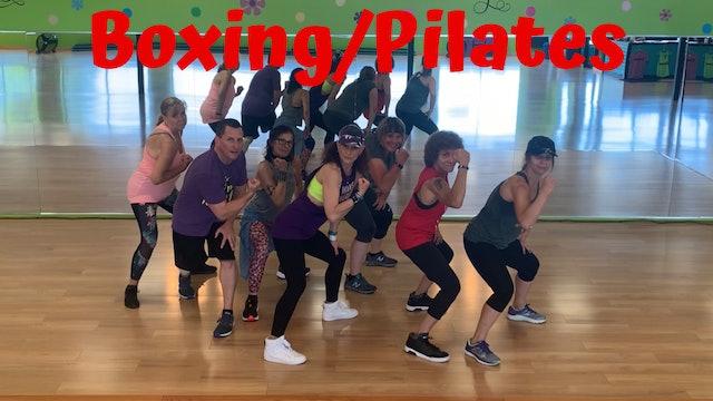 Boxing/Pilates (Cardio with Toning) - Nervous