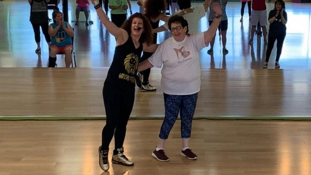 Active Older Adult Dance Fitness - Granted