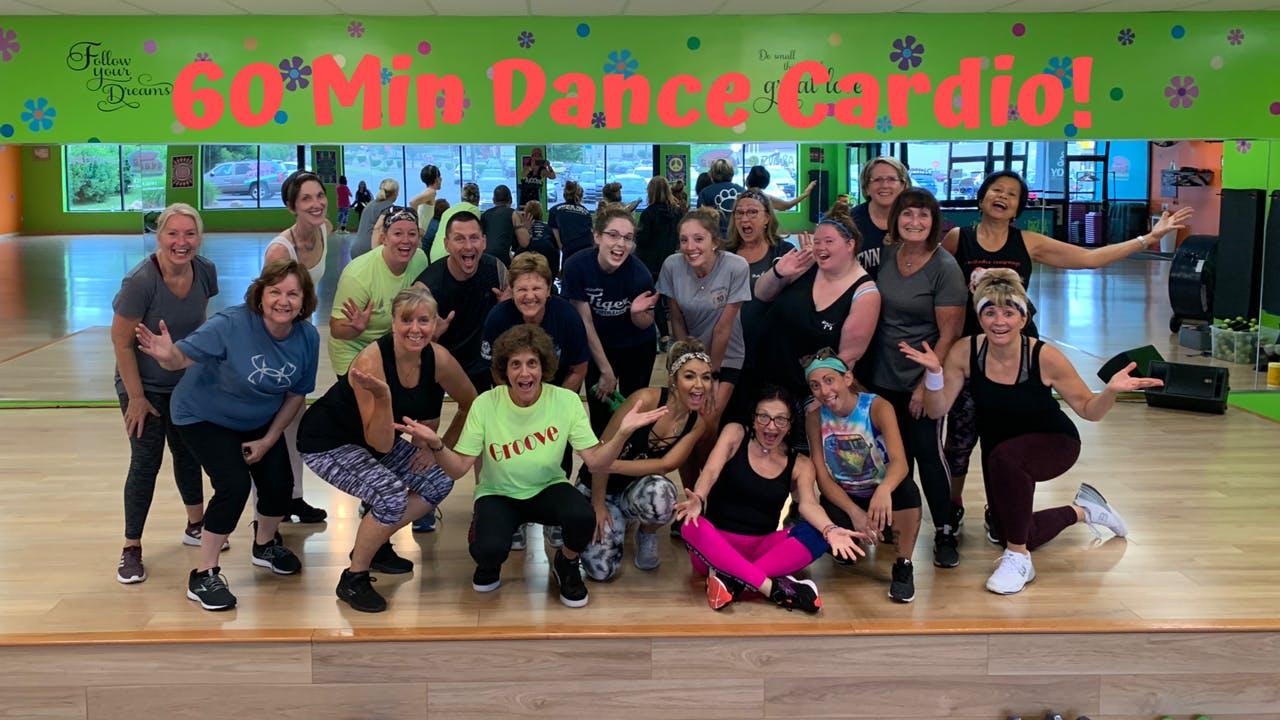60 Min Dance Cardio/ Housework