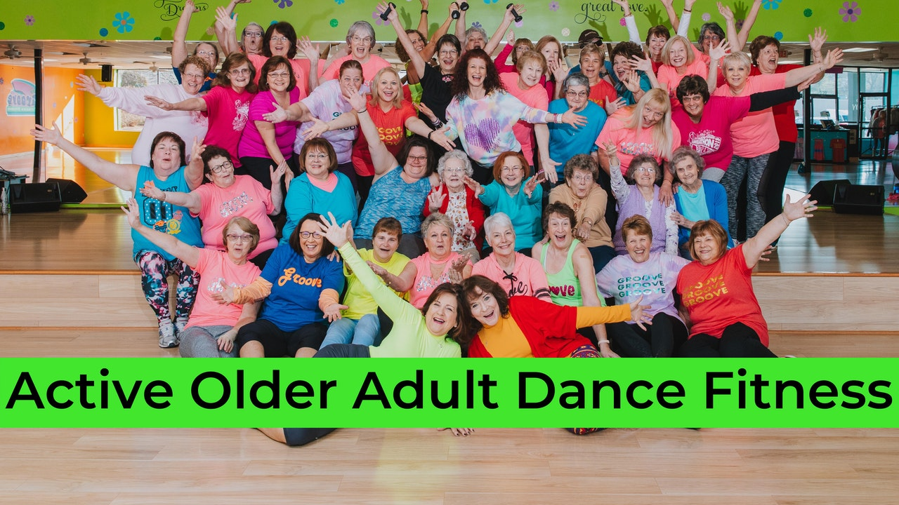Active Older Adult Dance Fitness