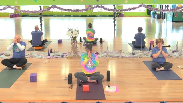 Gentle Yoga & Meditation with Pam - Class 2