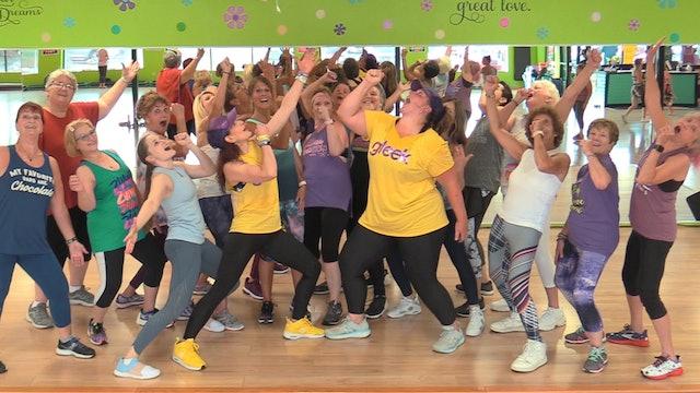 Pop Dance Cardio - Glee! 8/8/2021