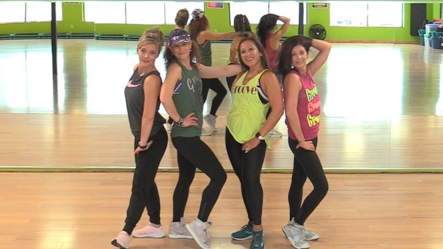 Pop Dance Cardio - 30 minute - Time of My Life