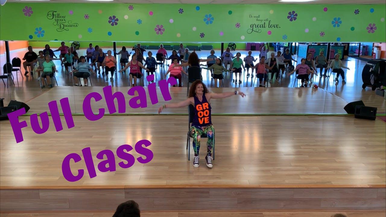 45 Min Chair Class/ New Light