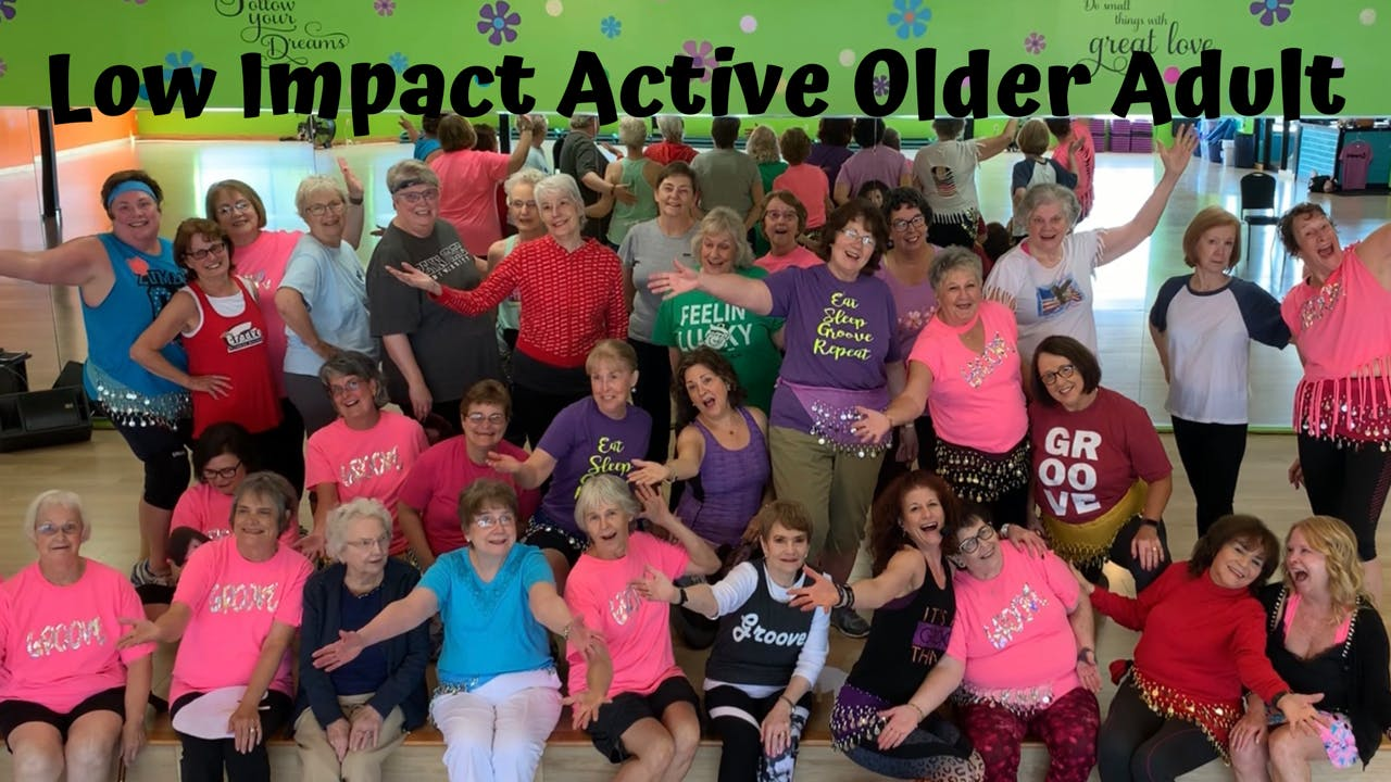 Low Impact Active Older Adult/ Abba
