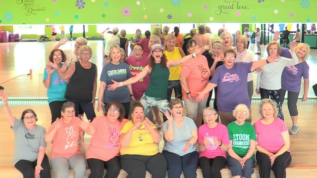 Active Older Adult Dance Fitness - That Power 6/20/2021