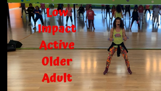 Active Older Adult Dance Fitness - Over the Rainbow