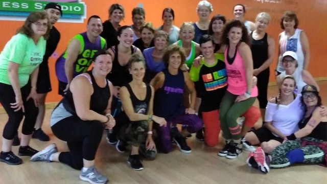 Pop Dance Cardio - Party In the USA