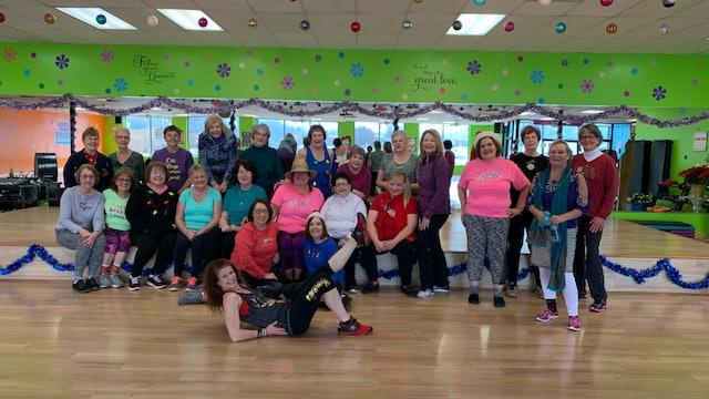 Active Older Adult Dance Fitness - Christmas